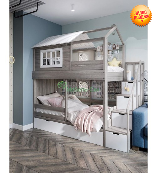 """Двухъярусная кровать """"Мечта"""""""