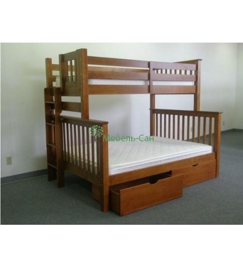 "Двухъярусная кровать ""Аза"""