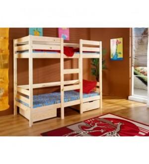 """Двухъярусная кровать """"Фиджи"""""""