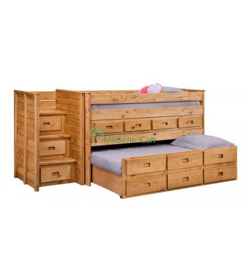 """Двухъярусная кровать """"Брунер"""""""