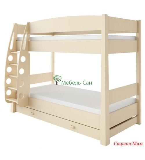 """Двухъярусная кровать """"Магдалина"""""""