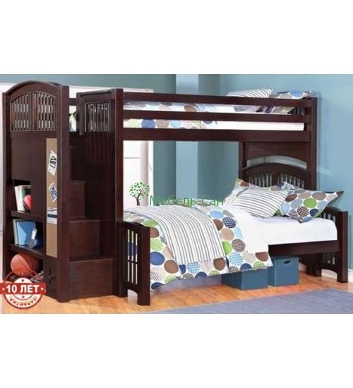"""Двухъярусная кровать """"Жемчужина"""""""
