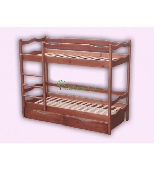 """Двухъярусная кровать """"Дерби"""""""