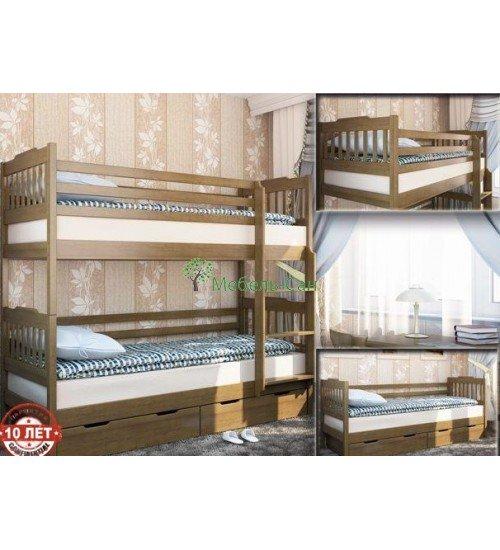 """Двухъярусная кровать """"Венеция"""""""