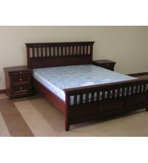 """Двуспальная кровать """"Джейси"""""""