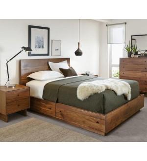 """Двуспальная кровать """"Гудзон"""""""
