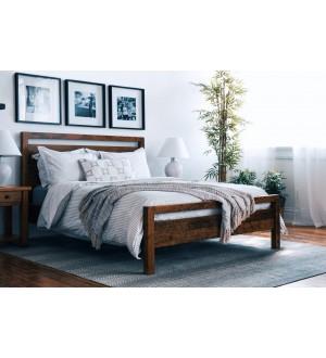 """Двуспальная кровать """"Дэнтон"""""""