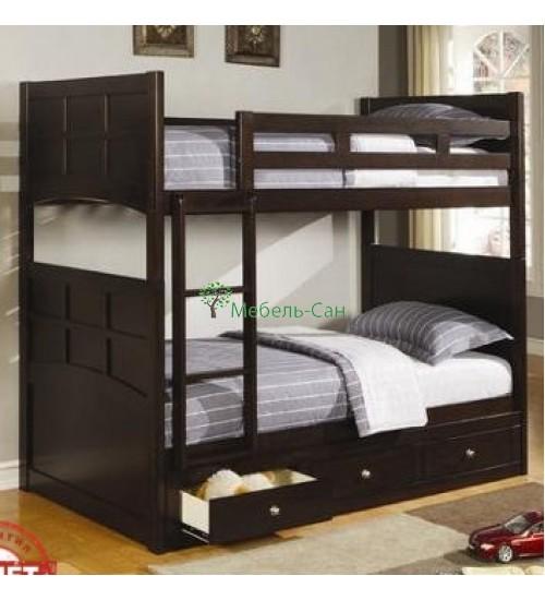 """Двухъярусная кровать """"Аманда"""""""