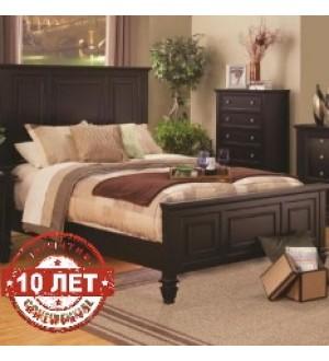 """Двуспальная кровать """"Амадей"""""""