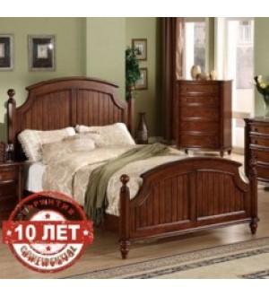 """Двуспальная кровать """"Ирма"""""""