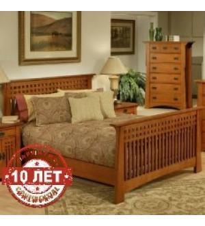 """Двуспальная кровать """"Мира"""""""