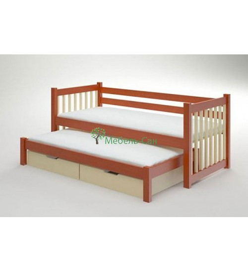 """Односпальная кровать """"Амели"""""""