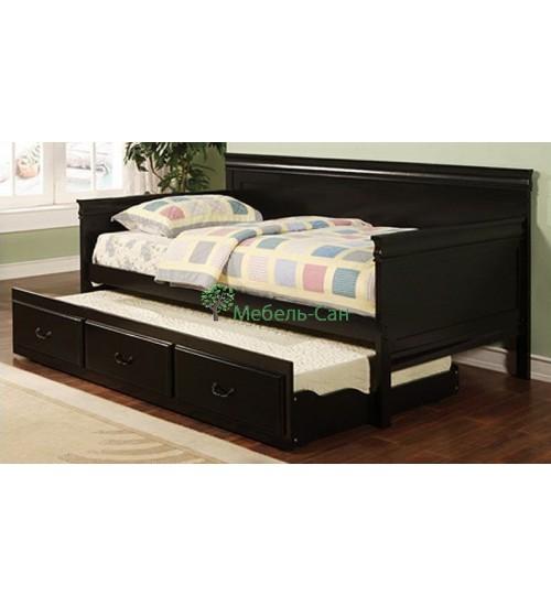 """Односпальная кровать """"Оливер"""""""