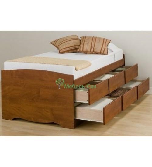 """Односпальная кровать """"Монтерей"""""""