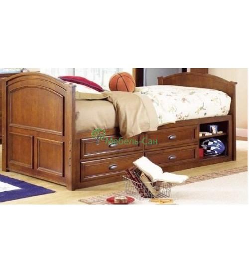 """Односпальная кровать """"Аура"""""""