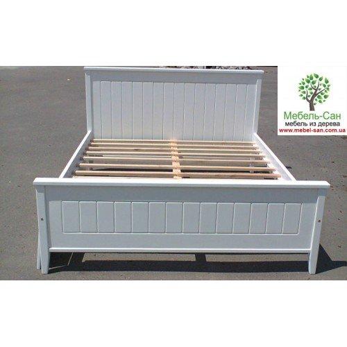 Двуспальная кровать из дерева – лучшая мебель для спальни